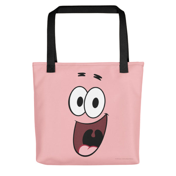 Patrick Big Face Tote Bag - SpongeBob SquarePants Official Shop