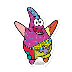 Patrick Britto Sticker - SpongeBob SquarePants Official Shop