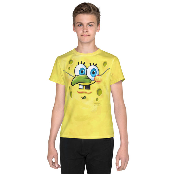 SpongeBob Halloween Edition Kids Short Sleeve Costume T-Shirt - SpongeBob SquarePants Official Shop