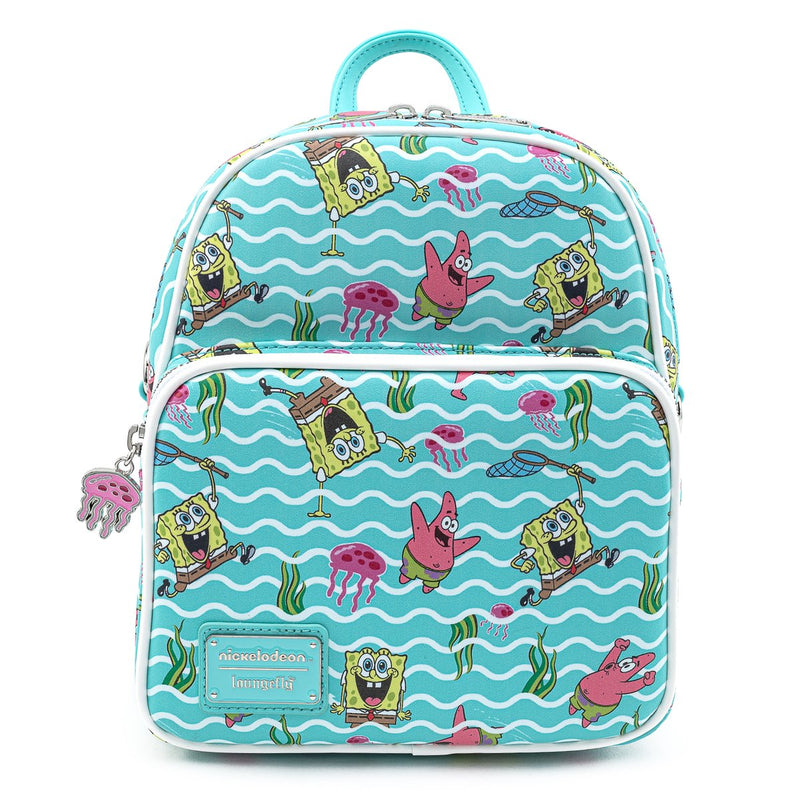 SpongeBob Jellyfishing Mini Backpack - SpongeBob SquarePants Official Shop