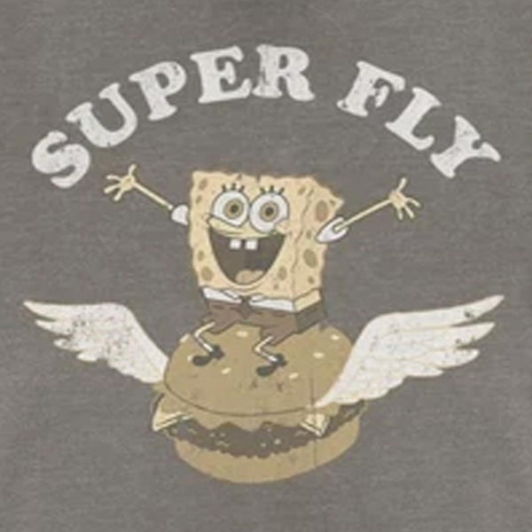 SpongeBob Super Fly Muscle Tank Top - SpongeBob SquarePants Official Shop