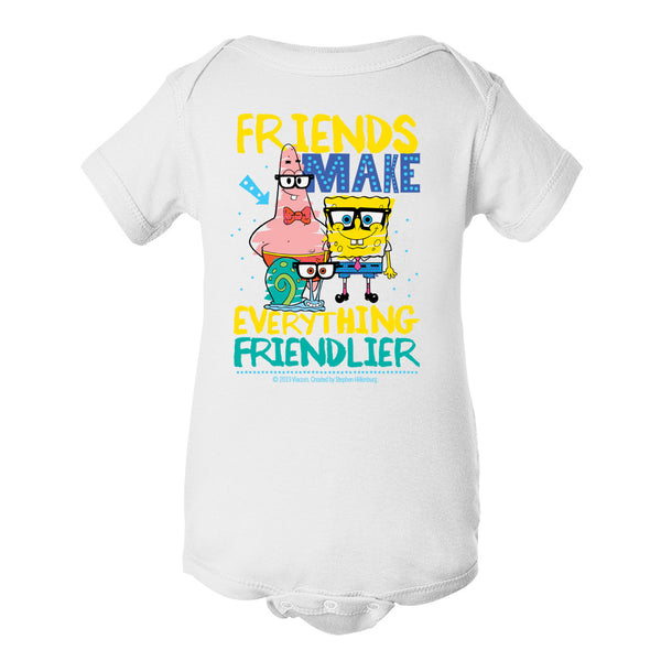 SpongeBob SquarePants Friendlier Baby Bodysuit