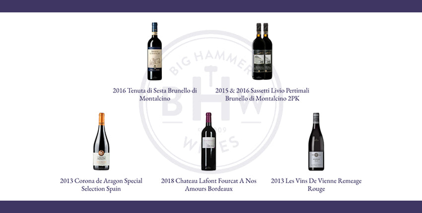 Father's Day Wine Gifts Offer