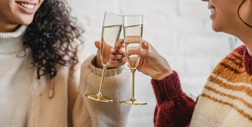What to Look For on Champagne Wine Labels