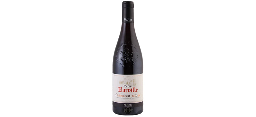 Brotte Secret de Barville Chateauneuf du Pape