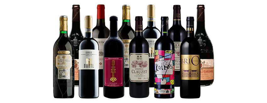 holiday gift guide wines