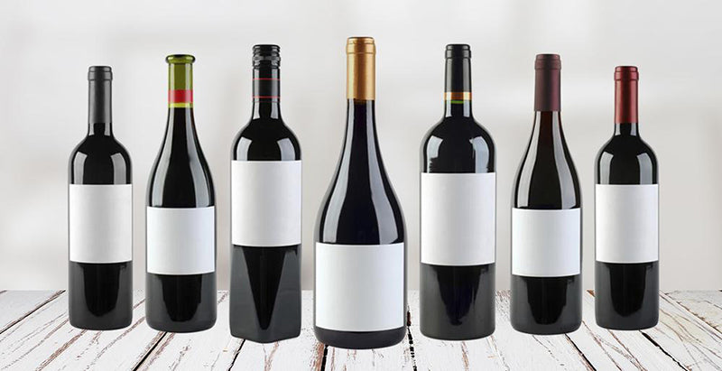 Twelve Reasons Custom Wine Corporate Gifts