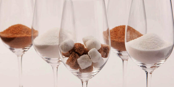 what is residual sugar in wine