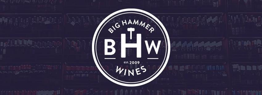 burgundy and big hammer wines