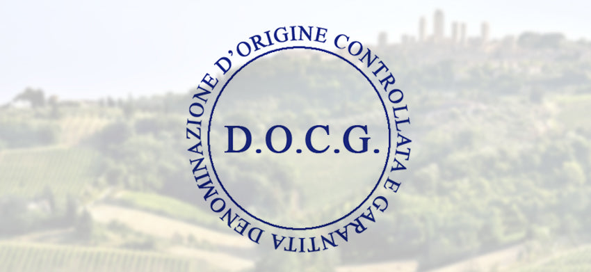 brunello among first wines awarded docg status in 1980