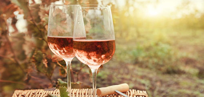 A Bit of History About Rosé Wine