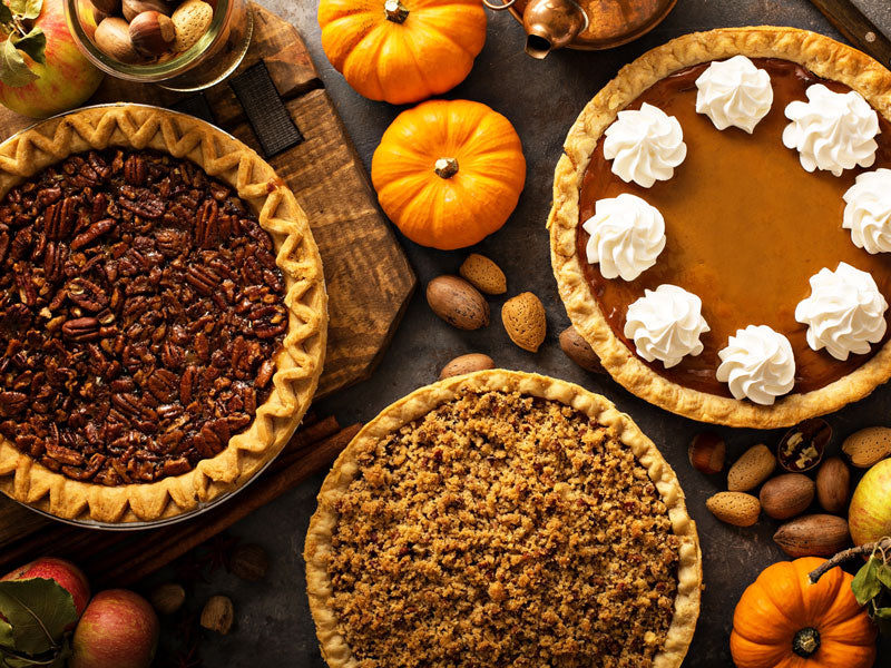 Thanksgiving dessert wines