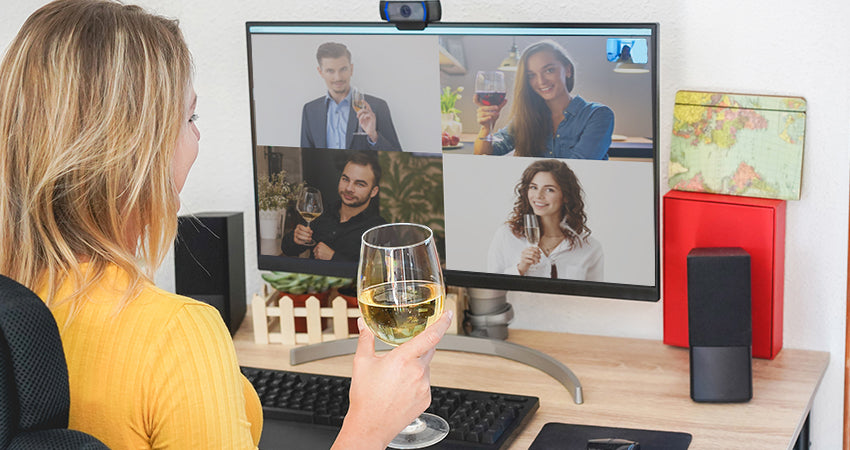 Changes in Virtual Wine Tasting