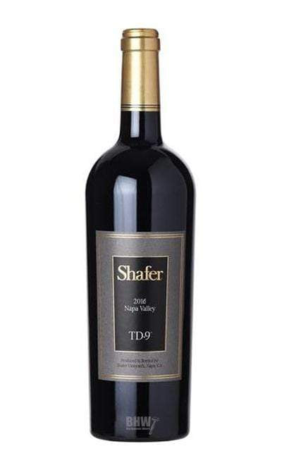 2016 Shafer TD-9 Napa Valley Red Wine