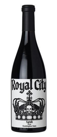 bighammerwines.com Red 2014 K Vintners Royal City Stoneridge Vnyd Columbia Valley Syrah Washington