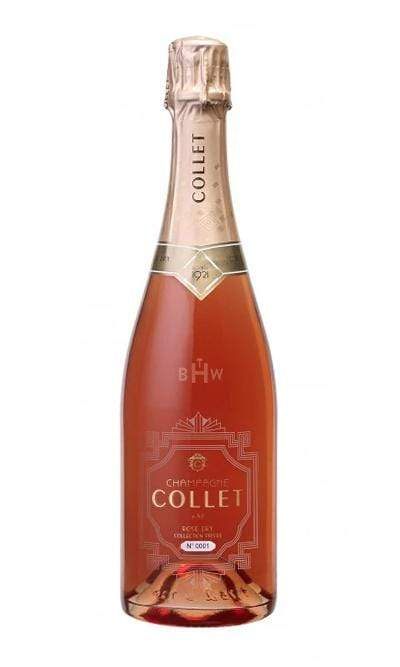 Collet Champagne Privee Brut Rose NV