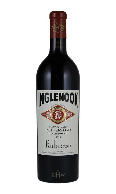 bighammerwines.com Red 2013 Inglenook Rubicon Cabernet Sauvignon Napa Valley Rutherford