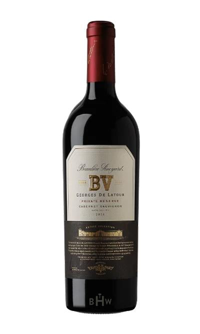 bighammerwines.com Red 2014 Beaulieu Vineyard Private Reserve Georges de Latour Cabernet Sauvignon Napa Valley