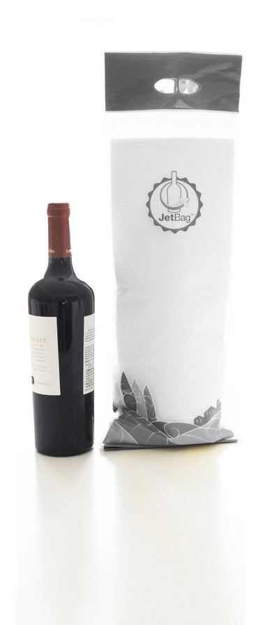 bighammerwines.com JetBag Wine Travel Carrier, Set of 3 bags