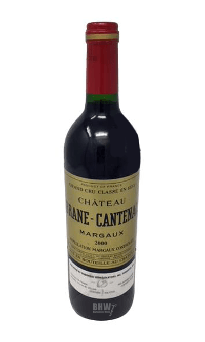 2000 Chateau Brane-Cantenac Margaux 3rd Growth