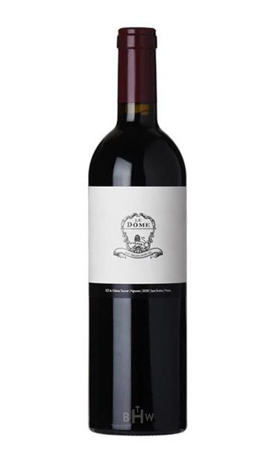 bighammerwines.com Red 2003 Le Dome Saint Emilion Grand Cru