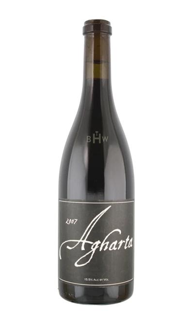 2007 Agharta Black Label Rhone Blend North Coast - bighammerwines.com