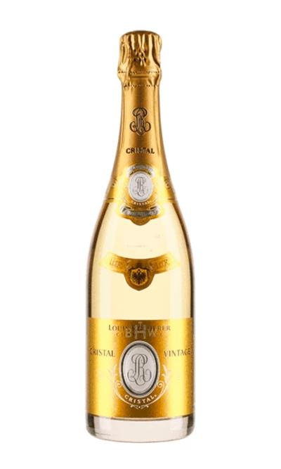 bighammerwines.com White 2008 Louis Roederer Cristal Champagne 100 JS, 100WE