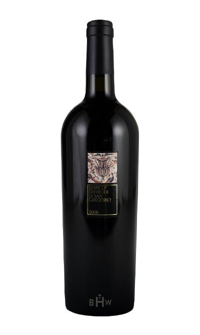 Palm Bay Red 2008 Feudi di San Gregorio Serpico Aglianico