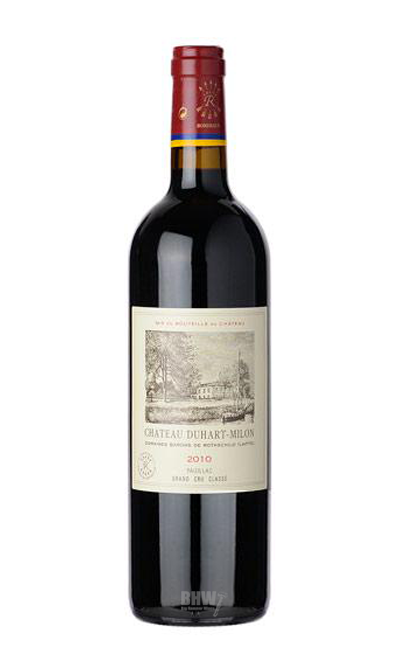 bighammerwines.com Red 2010 Duhart-Milon by Lafite Rothschild Pauillac