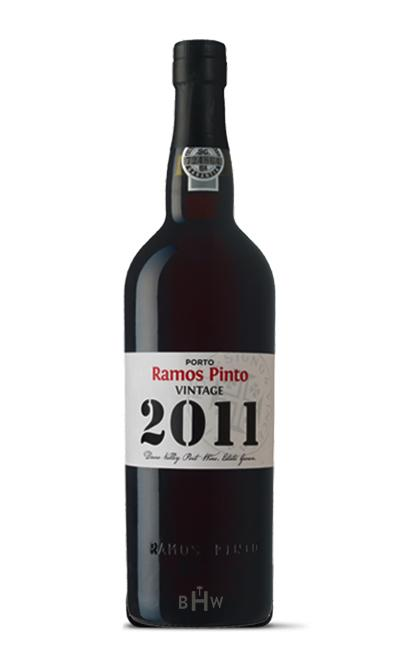 bighammerwines.com Red 2011 Ramos Pinto Vintage Port