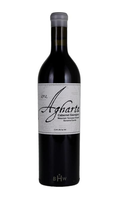 bighammerwines.com Red 2012 Agharta Cabernet Sauvignon Mountain Terraces Vynd Sonoma