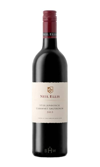 Youngs 2013 Neil Ellis Cabernet Sauvignon Stellenbosch South Africa