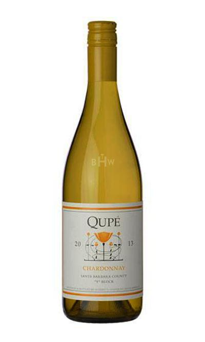 Big Hammer Wines 2013 Qupe Chardonnay Bien Nacido Vineyard Y Block Santa Barbara 375ml