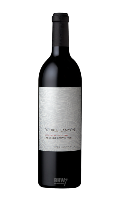 bighammerwines.com Red 2013 Double Canyon Cabernet Sauvignon Double Canyon Vnyd HHH