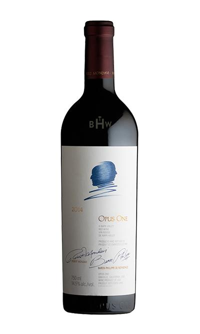 2014 Opus One Napa Valley - bighammerwines.com