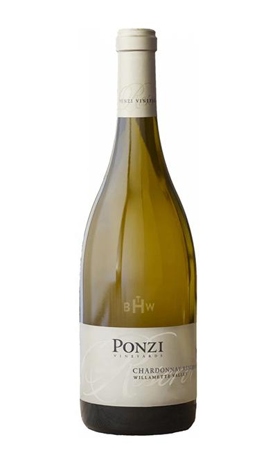 Youngs White 2014 Ponzi Vineyards Reserve Chardonnay Willamette Valley