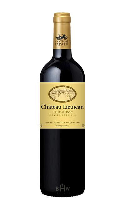 MHW Red 2014 Chateau Lieujean Haut-Medoc Cru Bourgeois