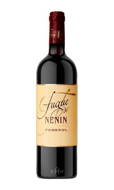 Shaw Ross Red 2014 Fugue de Nenin Pomerol 375ml