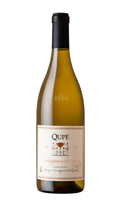 2014 Qupe Marsanne Doux Sawyer Lindquist Vnyd 375ml