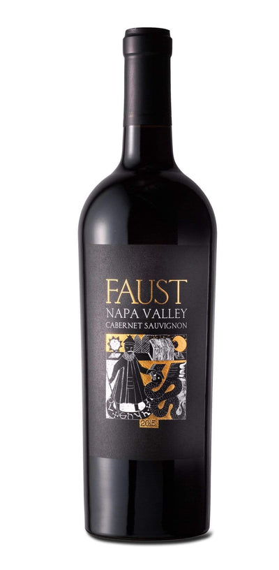 bighammerwines.com 2016 Faust Cabernet Sauvignon Napa Valley