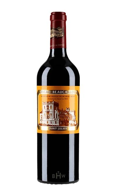 2015 Chateau Ducru Beaucaillou Saint Julien 2nd Classified Growth - bighammerwines.com