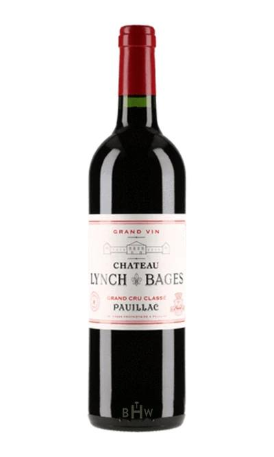 2015 Château Lynch Bages Pauillac 5th Classified Growth - bighammerwines.com