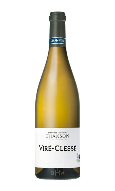 Youngs 2015 Domaine Chanson Vire-Clesse Chardonnay Burgundy