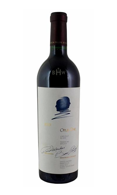 2015 Opus One Napa Valley - bighammerwines.com