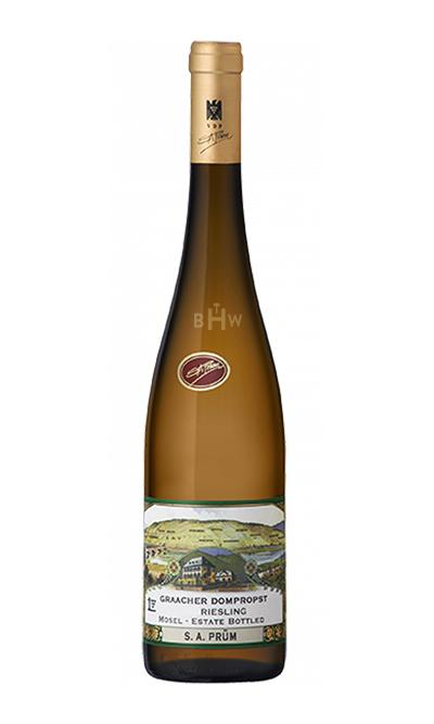 bighammerwines.com 2015 S.A. Prum Graacher Dompropst Riesling Dry GG Grosse Mosel Germany