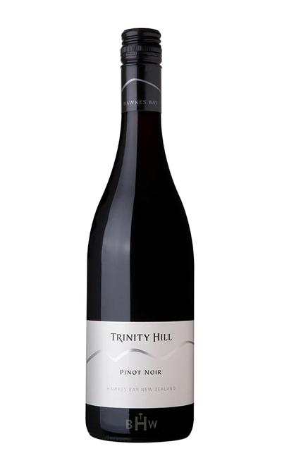 bighammerwines.com Red 2015 Trinity Hill Pinot Noir