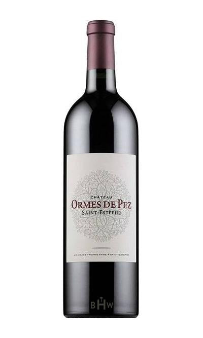 Misa Red 2015 Chateau Les Ormes-de-Pez Saint-Estephe 375ml