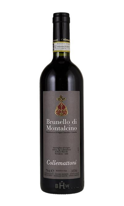Big Hammer Wines 2015 Collemattoni Brunello di Montalcino