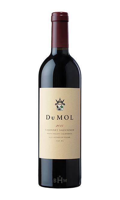 Winery Direct Red 2015 DuMOL Cabernet Sauvignon Napa Valley