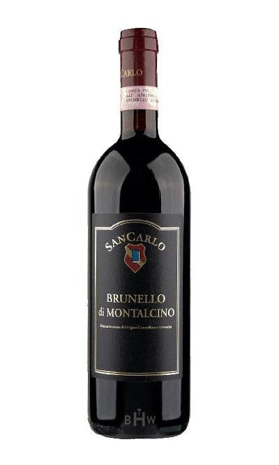 North Berkley Red 2015 San Carlo Brunello di Montalcino